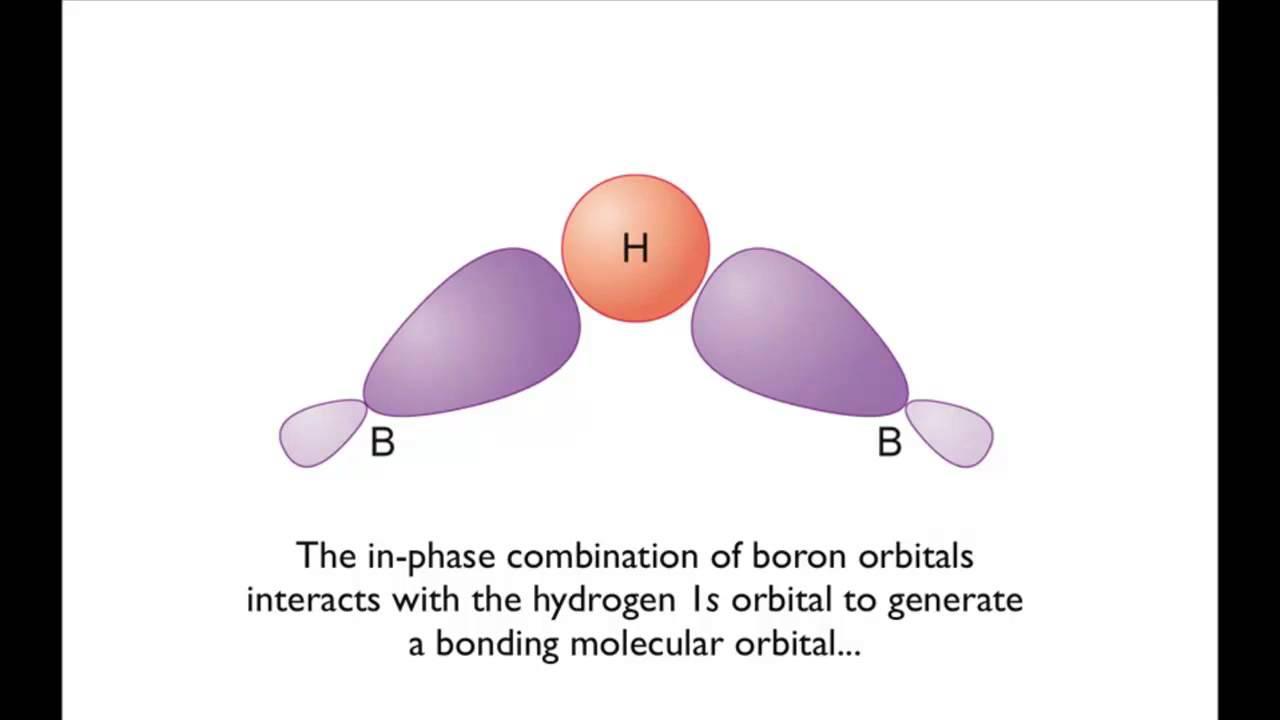 B2H6 bonding - YouTube B2h6 Lewis Structure