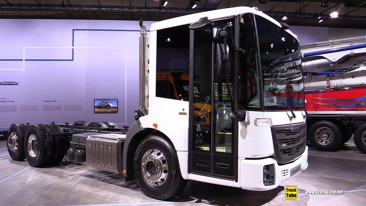 2019 Freightliner Econic SD Truck