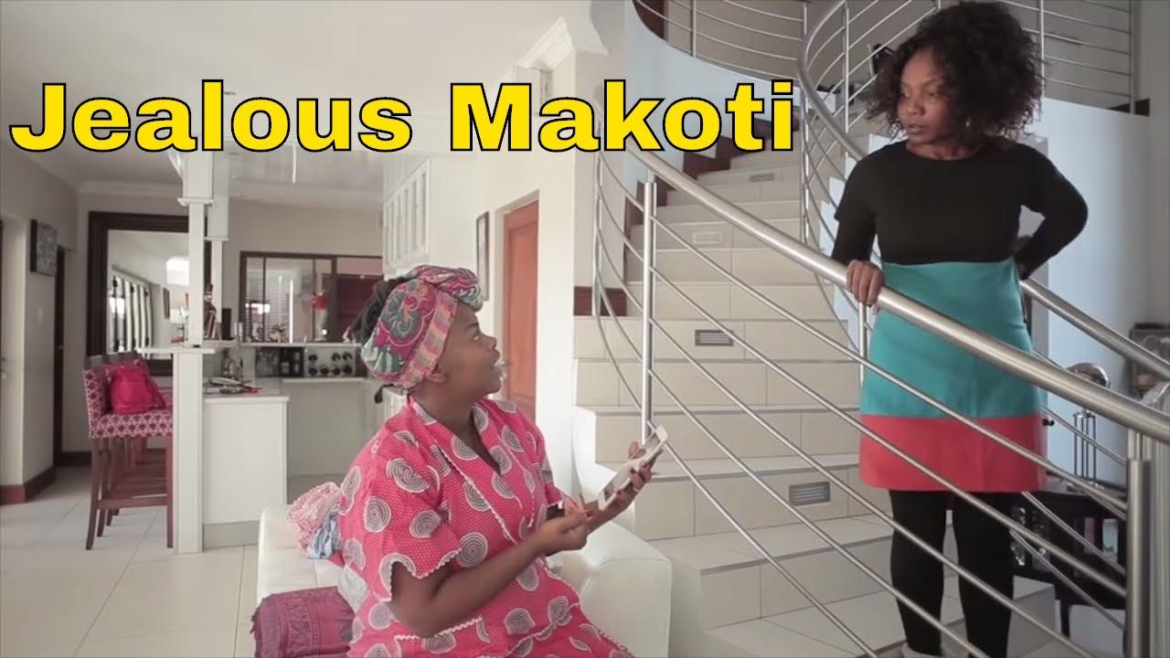 Download Makoti and Mamezala   Thenjiwe and Dawn Thandeka King   Jealous Makoti   South African Zulu Comedy