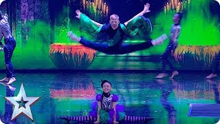 acrocadabra these guys have a magical performance in store semi finals bgt 2018