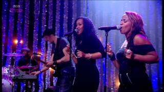 Tulisa - Young - Top of the Pops New Years Eve - 31st December 2012