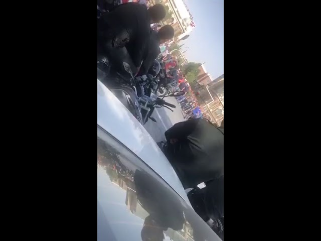 "TEHRAN, Iran, June 27, 2018. Protesters chanting: ""We don't want high prices & inflation"