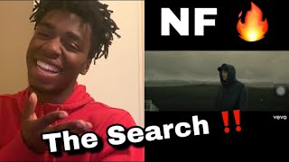 NF- THE SEARCH REACTION