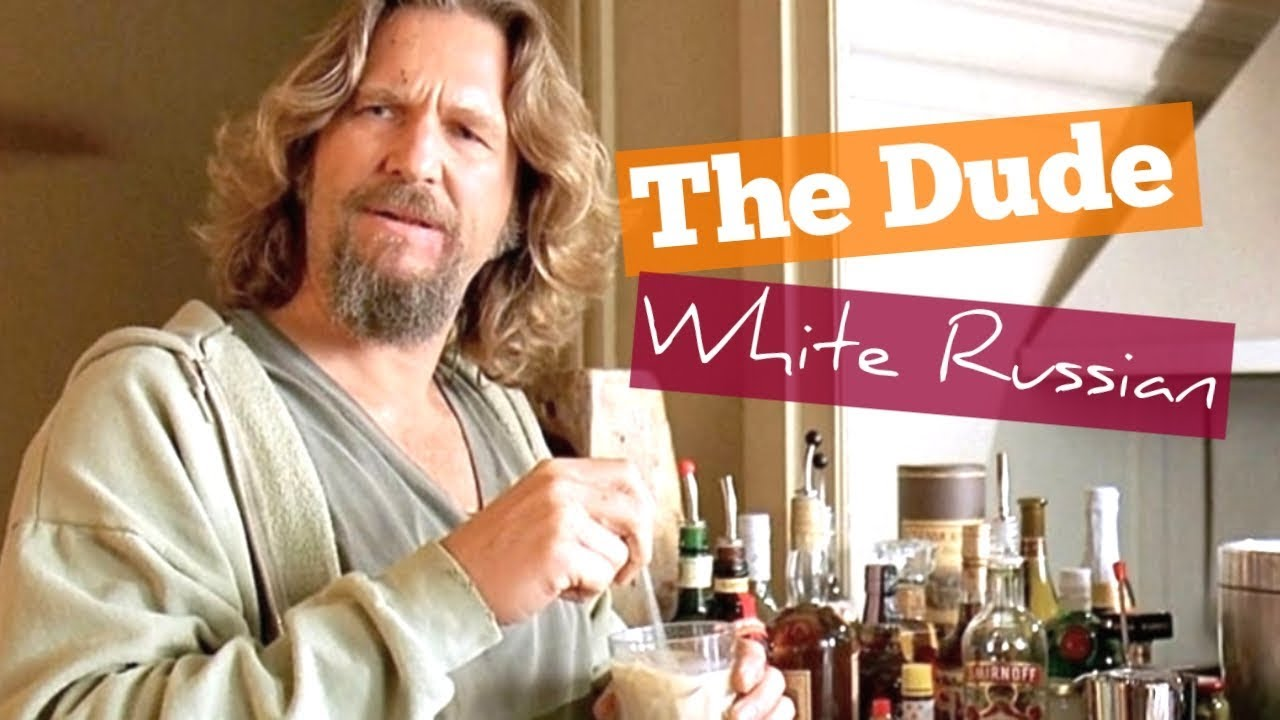 The Big Lebowski White Russian