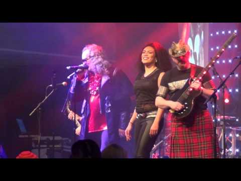 2017-03-25 - Doctor and the Medics at Holiday Resort Unity, Brean, 80's Weekend