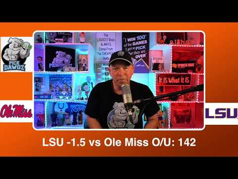 LSU vs Ole Miss 3/12/21 Free College Basketball Pick and Prediction CBB Betting Tips