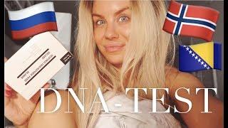 vlogg: GÖR DNA-TEST FÖR ATT FÅ REDA PÅ MITT URSPRUNG 🇷🇺
