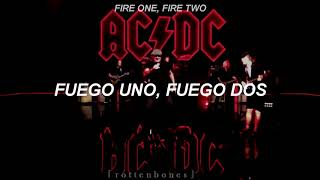 ac/dc ; code red  // sub español - inglés