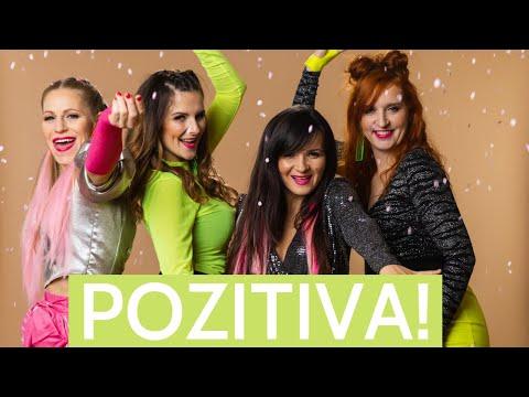 Skupina Chicas - Pozitiva (Official Video)