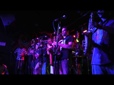 Uptown Funk - Funky Dawgz Brass Band LIVE! at the Blue Nile