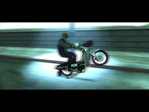 GTA SAN : สอนโมรถยกล้อยาวๆ+วิธีแก้รถออกตัวล้อลอย