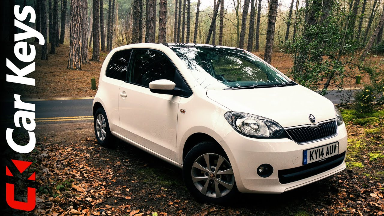 skoda citigo 2015 review car keys youtube. Black Bedroom Furniture Sets. Home Design Ideas