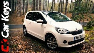 Skoda Citigo 2015 review - Car Keys