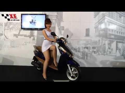 Honda Lead thế hệ mới