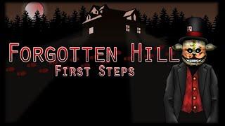 Forgotten Hill First Steps