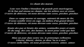 chant des marais.avi