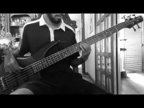 Bruna Karla - Cicatrizes (Baixo / Bass Cover)