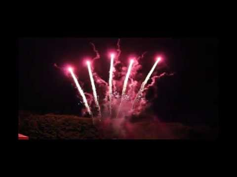 My 2015 Independence Day Fireworks Show