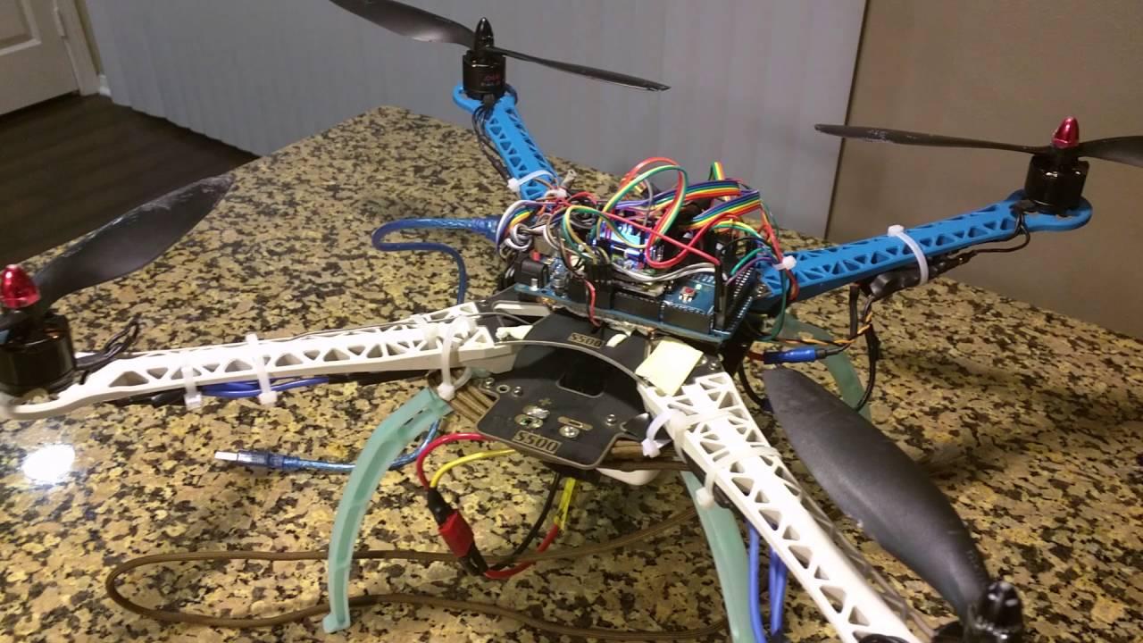 Dr telemetry kit radio and arduino mega w o apm on