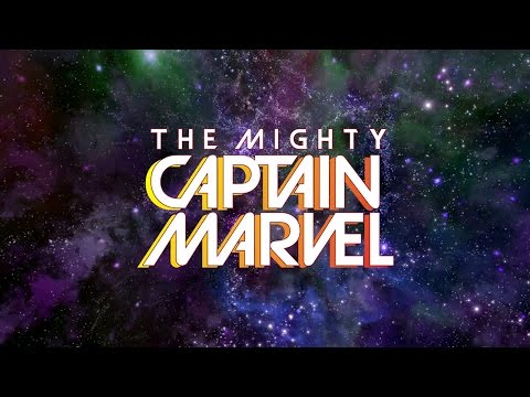 Mighty Captain Marvel (Featuring The Pretty Reckless)
