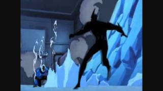 Batman Beyond - Mr Freeze