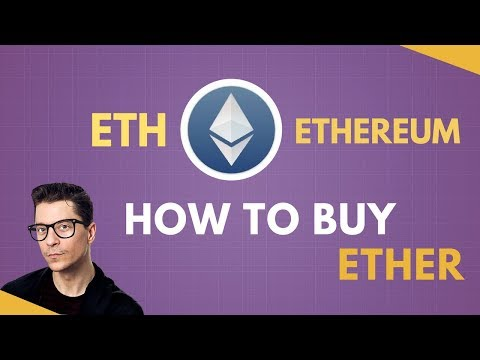 5 Ways To Buy ETH - How To Buy Ethereum 2018 Simplified