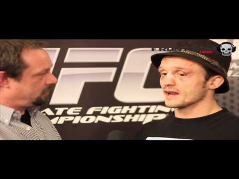 UFC on FUEL TV 9 Brad Pickett Post Fight Interview