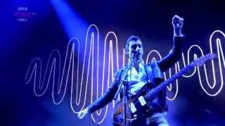 Arctic Monkeys - Why'd You Only Call Me When You're High Live Reading & Leeds Festival 2014 HD