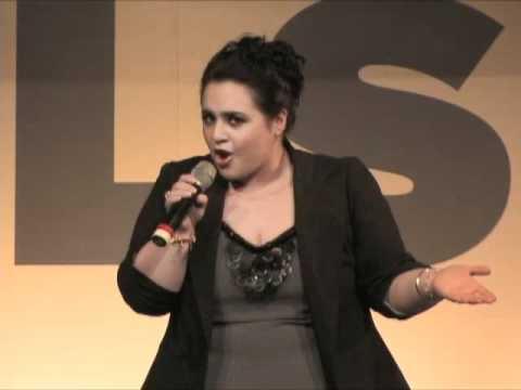 GLSEN Respect Awards - New York 2011- Nikki Blonsky