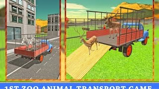 Transport Truck: Zoo Animals Android - Gameplay