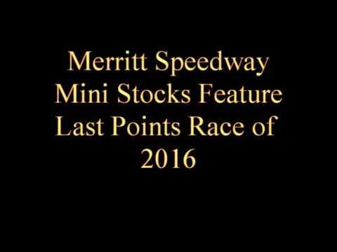 Merritt Speedway 9 4 16