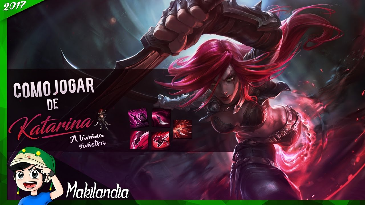 how to play s7 katarina