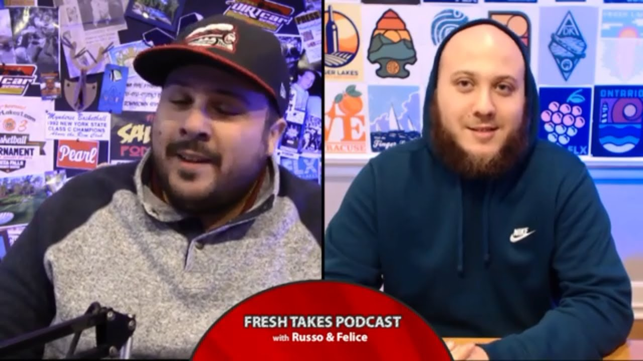 NCAA Tournament Preview Special .::. Fresh Takes w/ Russo & Felice 3/19/19