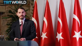 Money Talks: Interview with Berat Albayrak, Turkey's Treasury and Finance Minister