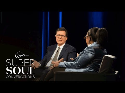 Stephen Colbert: America Will Always Be the Best Hope of Mankind | SuperSoul Conversations | OWN