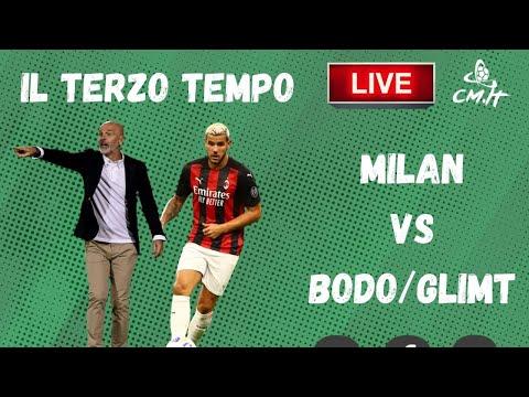 🔴 Europa League, post partita di Milan-Bodo/Glimt: il terzo tempo di CM.IT