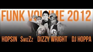 Funk Volume 2012 (DJ Hoppa Blend/Remix)