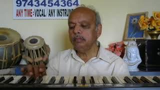 Harmonium Music on KEYBOARD by VISWANATHA LS