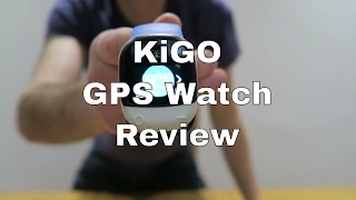KiGO GPS Child Tracking Watch …