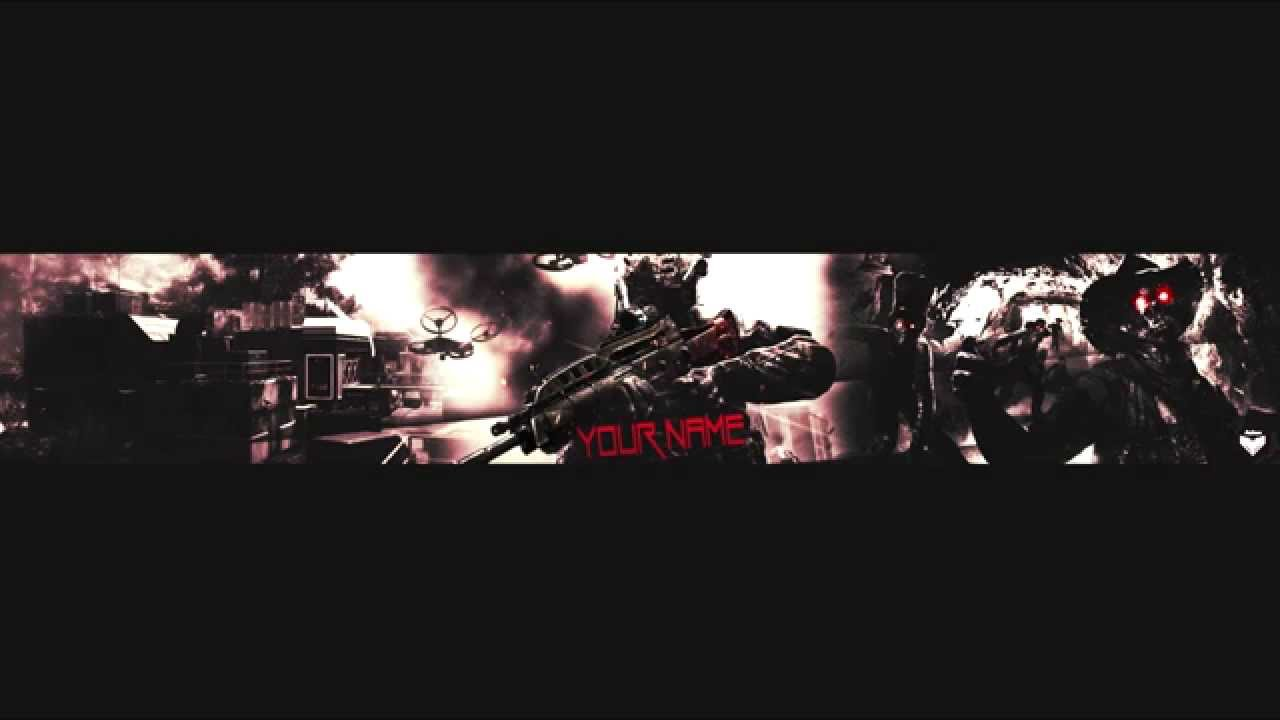 free black ops 2 banner template