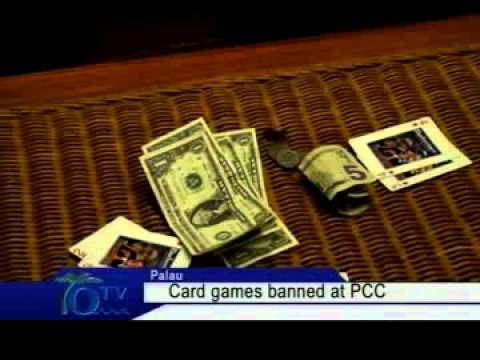 Card Games Banned At Palau Community College
