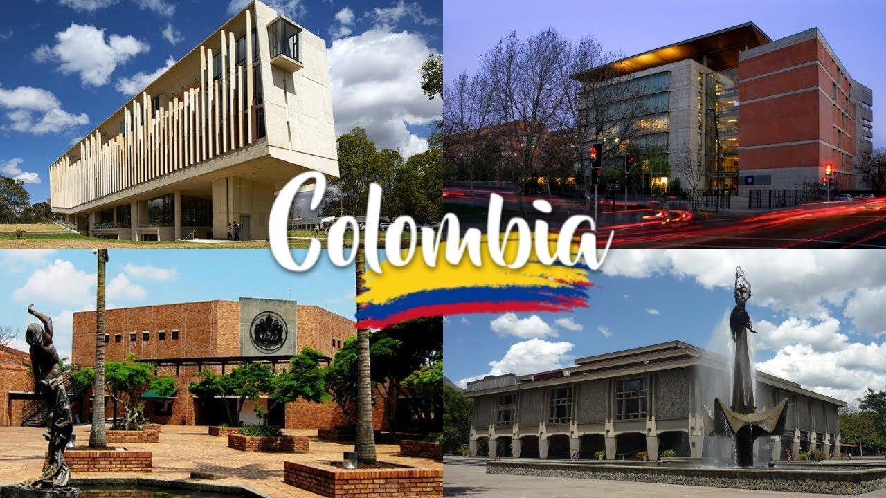 Resultado de imagen para universidades colombia