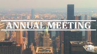NYSBA - Annual Meeting Recap (Wednesday)