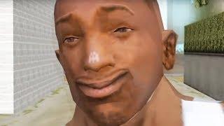 GTA San Andreas - Засмеялся Проиграл Челлендж #2