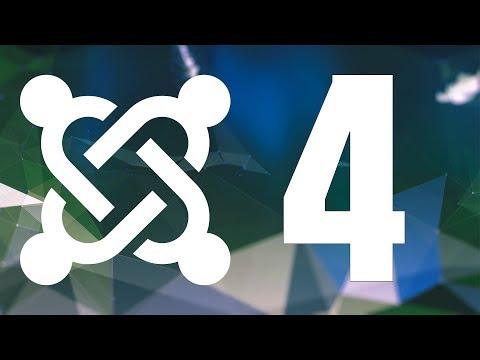 Обзор Joomla 4