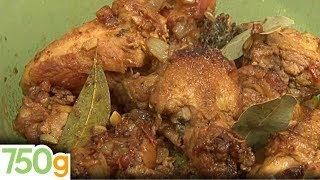 Cari de poulet  - 750 Grammes