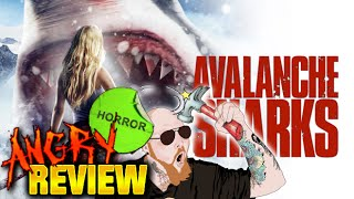 Avalanche Sharks (2014) - Horror Movie Review