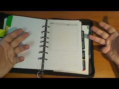 Filofax Tip No 8 Make Your Own Day Planner Sheets The