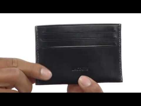 155a50984c0e Lacoste Fitzgerald Leather Credit Card SKU  7956986 - YouTube
