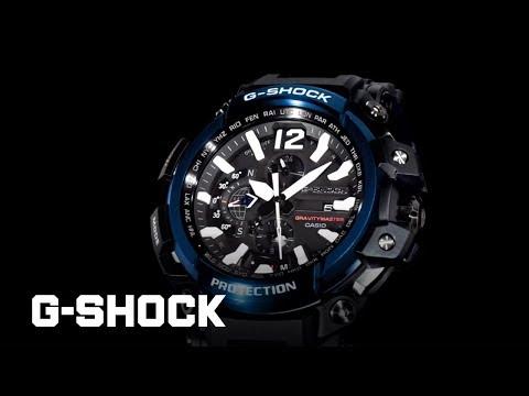 CASIO G-SHOCK GPW-2000 TVCM 30秒